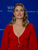 Actor Madchen Amick arrives for the 2018 White House Correspondents Association Annual Dinner at the Washington Hilton Hotel on Saturday, April 28, 2018.<br /> Credit: Ron Sachs / CNP<br /> <br /> (RESTRICTION: NO New York or New Jersey Newspapers or newspapers within a 75 mile radius of New York City)
