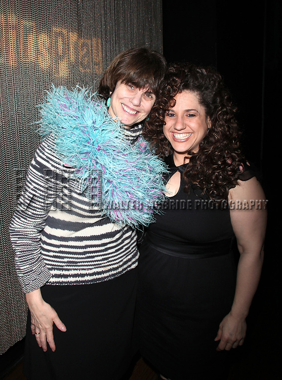 Margo Lion & Marissa Jaret Winokur<br />