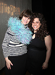 Margo Lion & Marissa Jaret Winokur<br />attending the final Broadway Performance after party for HAIRSPRAY ( The winner of Eight Tony Awards, finishing it's run of 2.641 performances as the 19th Longest-running show in Broadway History ) at ARENA in New York City.<br />January 4, 2009