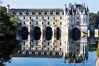 France Travel Day 5 Chenonceau chateau