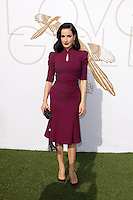 Dita Von Teese<br /> at LoveGold Honors Michelle Dockery for a day of gold and glamour, Selma House, Los Angeles, CA 01-09-14<br /> David Edwards/Dailyceleb.com 818-249-4998