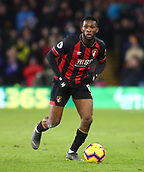 2nd February 2019, Cardiff City Stadium, Cardiff, Wales; EPL Premier League football, Cardiff City versus AFC Bournemouth; Jefferson Lerma of Bournemouth