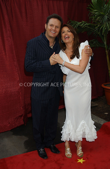 WWW.ACEPIXS.COM . . . . . ....May 17, 2006 New York City....Actors Mark Burnett and Roma Downey arriving at the CBS Upfronts event.....Please byline: KRISTIN CALLAHAN - ACEPIXS.COM.. . . . . . ..Ace Pictures, Inc:  ..(212) 243-8787 or (646) 679 0430..e-mail: picturedesk@acepixs.com..web: http://www.acepixs.com