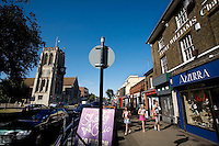 """Photos for """"Let's Move To....Epping"""". All photographs taken in Epping High Street and at Epping Tube Station."""