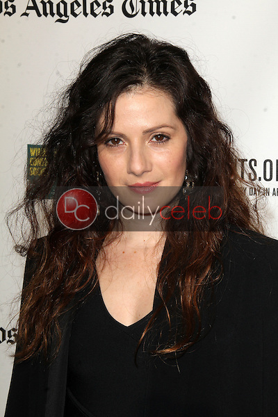 """Aleksa Palladino<br /> at the Green Carpet World Premiere and Panel Discussion of """"Illicit Ivory,"""" Los Angeles Zoo Witherbee Auditorium, Los Angeles, CA 05-26-15<br /> David Edwards/DailyCeleb.Com 818-249-4998"""