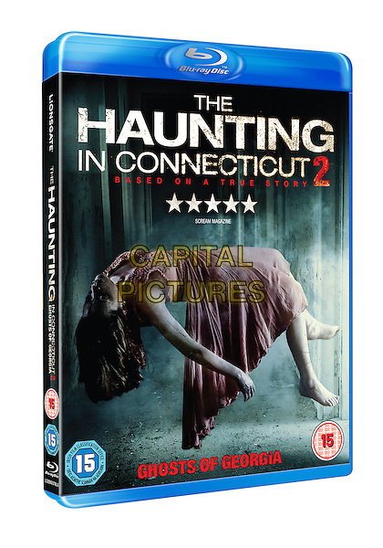 Blu Ray Cover Art<br /> in The Haunting in Connecticut 2: Ghosts of Georgia (2013) <br /> *Filmstill - Editorial Use Only*<br /> CAP/NFS<br /> Image supplied by Capital Pictures
