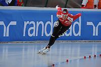 SCHAATSEN: BOEDAPEST: Essent ISU European Championships, 08-01-2012, 1500m Men, Bram Smallenbroek AUT, ©foto Martin de Jong