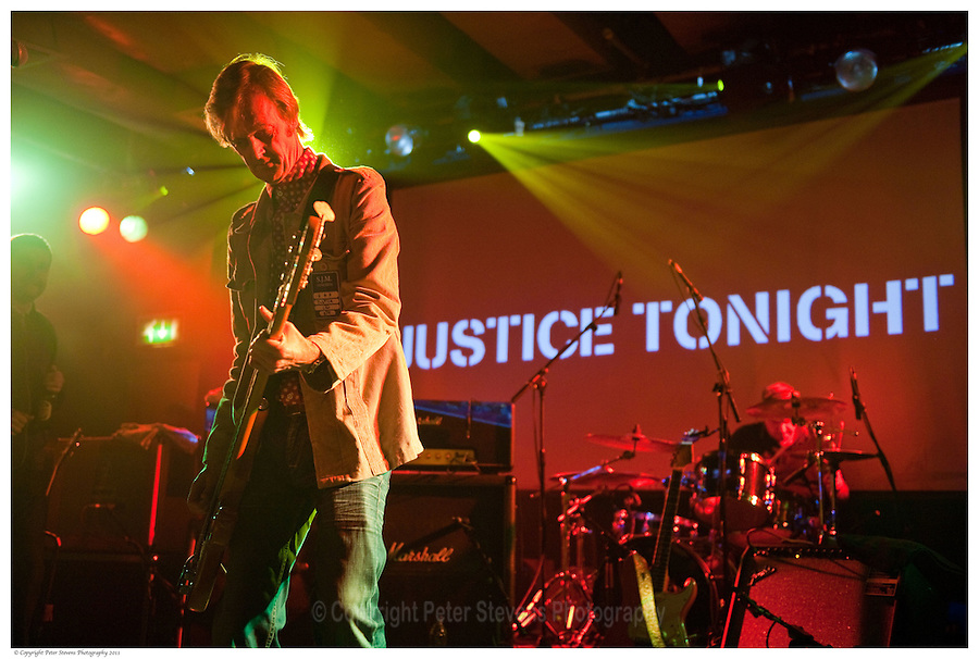 Justice Tonight Benefit Concert at The Scala, London