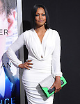 "Garcelle Beauvais attends The L.A. Premiere of Alcon Entertainment's ""TRANSCENDENCE"" held at The Regency Village Theater in Westwood, California on April 10,2014                                                                               © 2014Hollywood Press Agency"