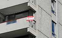 Nederland  Amsterdam -  September 2018.  De Bijlmer. Appartement te huur in een flat in de Bijlmer.    Foto Berlinda van Dam / Hollandse Hoogte