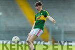 Michael Slattery on the Kerry Minor Football panel.