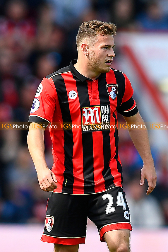 Ryan Fraser of AFC Bournemouth during AFC Bournemouth vs Middlesbrough, Premier League Football at the Vitality Stadium on 22nd April 2017