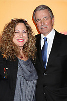 LOS ANGELES - FEB 7:  Deanna Barnert and Eric Braeden at the Eric Braeden 40th Anniversary Celebration on The Young and The Restless at the Television City on February 7, 2020 in Los Angeles, CA