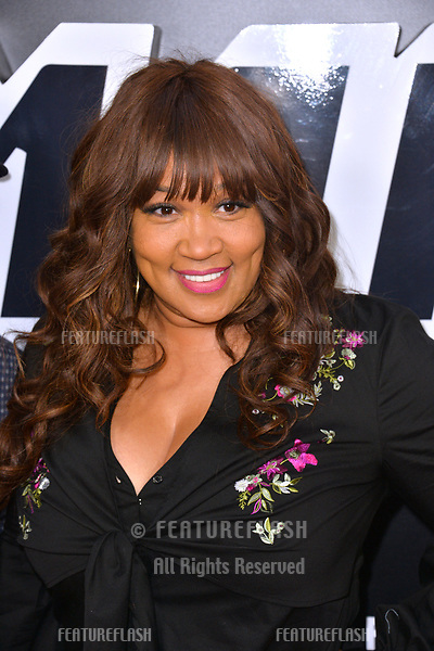 "Kym Whitley at the Los Angeles premiere of ""BlacKkKlansman"" at the Academy's Samuel Goldwyn Theatre, Beverly Hills, USA 08 Aug. 2018<br /> Picture: Paul Smith/Featureflash/SilverHub 0208 004 5359 sales@silverhubmedia.com"