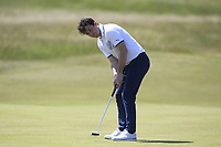 Gerard Dunne (Co. Louth) on the 11th during Round 2 of the East of Ireland Amateur Open Championship 2018 at Co. Louth Golf Club, Baltray, Co. Louth on Sunday 3rd June 2018.<br /> Picture:  Thos Caffrey / Golffile<br /> <br /> All photo usage must carry mandatory copyright credit (&copy; Golffile | Thos Caffrey)