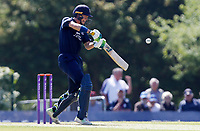 Nick Gubbins of Middlesex in batting action during Middlesex vs Essex Eagles, Royal London One-Day Cup Cricket at Radlett Cricket Club on 17th May 2018