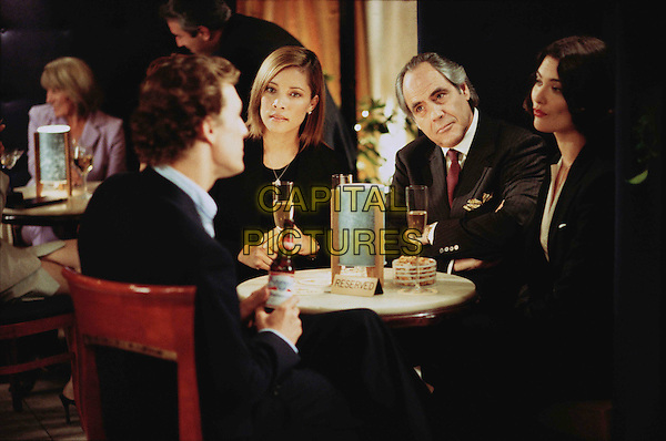 MATTHEW McCONAUGHEY, MICHAEL MICHELE, ROBERT KLEIN & SHALOM HARLOW.in How to Lose a Guy in 10 Day.Filmstill - Editorial Use Only.Ref: FBAW.www.capitalpictures.com.sales@capitalpictures.com.Supplied By Capital Pictures.