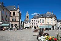 Grand Duchy of Luxembourg, Echternach: Market Square