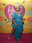 Peppermint attends the Opening Night Performance of ''Head Over Heels' at the Hudson Theatre on July 26, 2018 in New York City.
