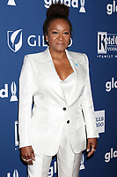 LOS ANGELES - APR 12:  Wanda Sykes at GLAAD Media Awards Los Angeles at Beverly Hilton Hotel on April 12, 2018 in Beverly Hills, CA