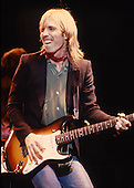 TOM PETTY, LIVE, 1979, NEIL ZLOZOWER