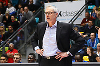 Trainer Gordon Herbert (Fraport Skyliners) - 18.11.2017: Fraport Skyliners vs. ratiopharm Ulm, Fraport Arena Frankfurt