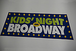"Logo for Kids Night on Broadway during the 14th Annual Kids' Night on Broadway 2010  ""Fan Festival"" on February 2, 2010 at Madame Tussauds New York -   (Photo by Sue Coflin/Max Photos)"