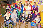 Members of Athea Parent & Toddler group pictured last Friday in Athea Community Centre.contact: Caroline Philips.