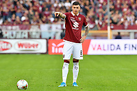 Daniele Baselli of Torino FC <br /> Torino 27-10-2019 Stadio Olimpico <br /> Football Serie A 2019/2020 <br /> FC Torino - Cagliari Calcio <br /> Photo Giuliano Marchisciano / Insidefoto