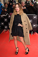 Caroline Flack arriving for TRIC Awards 2018 at the Grosvenor House Hotel, London, UK. <br /> 13 March  2018<br /> Picture: Steve Vas/Featureflash/SilverHub 0208 004 5359 sales@silverhubmedia.com