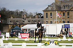 31st March 2017, Will Rawlin riding SNOWDON II during the 2017  Belton International Horse Trials, Belton House, Grantham, United Kingdom. Jonathan Clarke/JPC Images