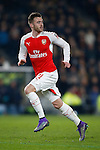 Callum Chambers of Arsenal  - English FA Cup - Hull City vs Arsenal - The KC Stadium - Hull - England - 8th March 2016 - Picture Simon Bellis/Sportimage