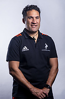 Head coach Gus Leger. 2019 New Zealand Schools Barbarians rugby union headshots at the Sport & Rugby Institute in Palmerston North, New Zealand on Wednesday, 25 September 2019. Photo: Dave Lintott / lintottphoto.co.nz