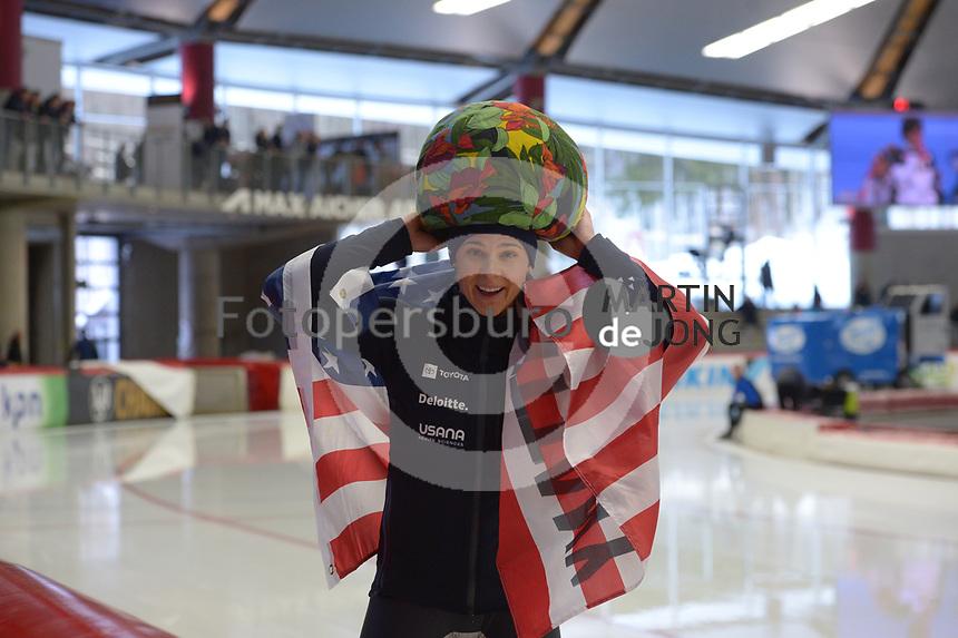 SPEEDSKATING: INZELL: Max Aicher Arena, 09-02-2019, ISU World Single Distances Speed Skating Championships, ©photo Martin de Jong