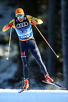 31st December 2019; Dobbiaco, Toblach, South Tyrol, Italy;  FIS Tour de Ski - Cross Country Ski World Cup 2019  in Dobbiaco, Toblach, on December 31, 2019; Janosch Brugger of Germany in the Mens individual 15km