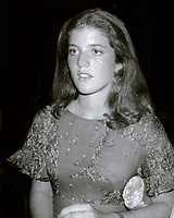 Caroline Kennedy 1977<br /> Photo By Adam Scull/PHOTOlink.net