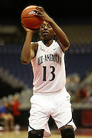 SAN ANTONIO, TX - APRIL 3: Chiney Ogwumike during the WBCA All-Star Game on April 3, 2010 at the Alamo Dome in San Antonio, Texas.