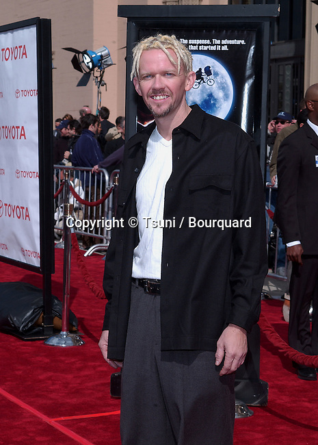 Robert MacNaughton arriving at the 20th anniversary of the premiere of E.T. The Extra Terrestrial at the Shrine Auditorium in Los Angeles. March 16, 2002.           -            MacNaughtonRobert01.jpg