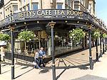 Bettys cafe tea rooms, Harrogate, Yorkshire, England, UK
