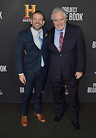 "03 January 2019 - Los Angeles, California - David O'Leary, Michael Harney. ""Project Blue Book"" History Scripted Series Los Angeles Premiere held at Simon House. Photo Credit: AdMedia"