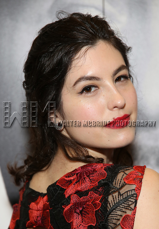 Tedra Millan attends Broadway Opening Night After Party for 'Present Laughter' at Gotham Hall on April 5, 2017 in New York City.