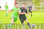 Dynamoes v Cork Soccer