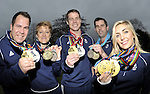 10/11/2015 - Shooting athletes selected for TeamGB Rio 2016 - Bisham Abbey - UK
