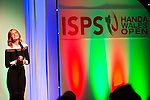 ISPS Handa Wales Open Gala Dinner<br /> Celtic Manor Resort<br /> 16.09.14<br /> &copy;Steve Pope-SPORTINGWALES
