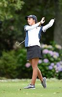 Tara Raj, Man/Wang, 2019 New Zealand Women's Interprovincials, Maraenui Golf Club, Napier, Hawke's Bay, New Zealand, Tuesday 03rd December, 2019. Photo: Sarah Lord/www.bwmedia.co.nz