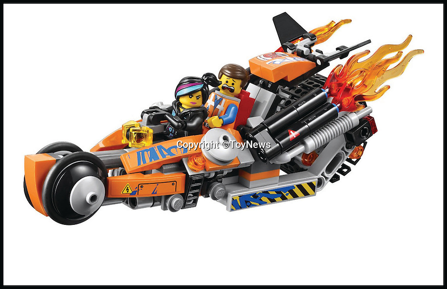 BNPS.co.uk (01202 558833)<br /> Pic: ToyNews/BNPS<br /> <br /> ***Please Use Full Byline***<br /> <br /> Lego took the number one spot on the 'Top 50 Toys Of All Time'.<br /> <br /> A unique survey has revealed the top 50 greatest toys of all time according to the bosses of Britain's biggest toy companies. <br /> <br /> For the first time, toy experts from across the country have come together to cast their votes on the toys they think have shaped the industry over the last 50 years.<br /> <br /> Executives from 100 toy companies took part in the survey, carried out by industry bible ToyNews for a bumper edition launched at the London Toy Fair.