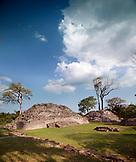 BELIZE, Punta Gorda, Toledo, the ruins at Lubantuun