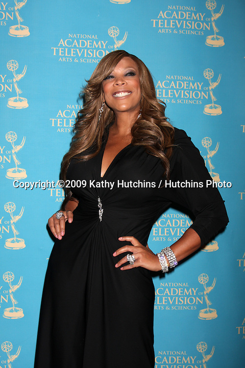 Wendy Williams at the Daytime Creative Emmy Awards  at the Westin Bonaventure Hotel in  Los Angeles, CA on August 29, 2009.©2009 Kathy Hutchins / Hutchins Photo.