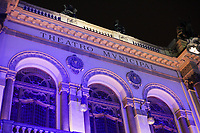 SAO PAULO, SP 17.10.2019 - BAILE-SEPHORA - Baile de halloween da Sephora, realizado no Teatro Municipal de São Paulo, no centro da cidade de Sao Paulo nesta quinta-feira, 17. (Foto: Felipe Ramos / Brazil Photo Press / Folhapress)