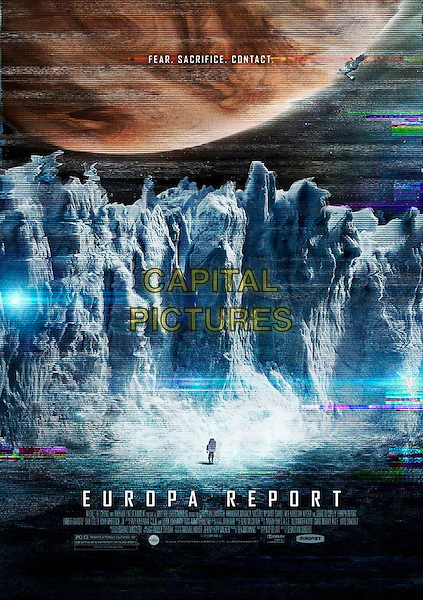 POSTER ART.in Europa Report (2013) .*Filmstill - Editorial Use Only*.CAP/NFS.Supplied by Capital Pictures.